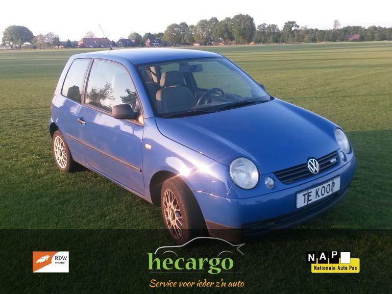 Volkswagen Lupo occasion - Hecargo