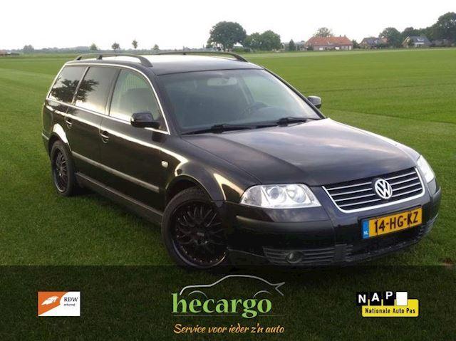 Volkswagen Passat occasion - Hecargo