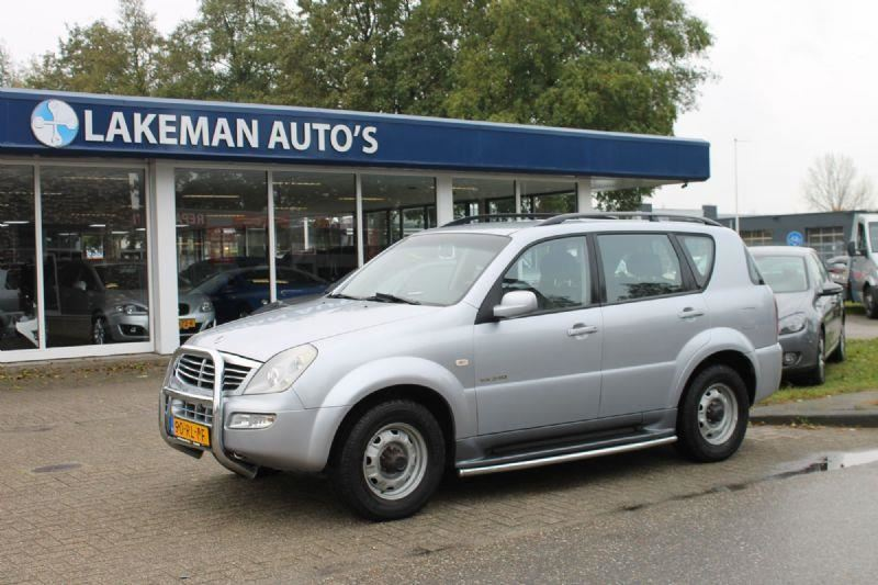 SsangYong Rexton occasion - Lakeman auto's Almere B.V.