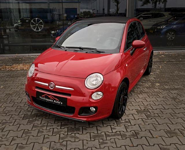 Fiat 500 C 0.9 TWIN AIR ROCK 85PK
