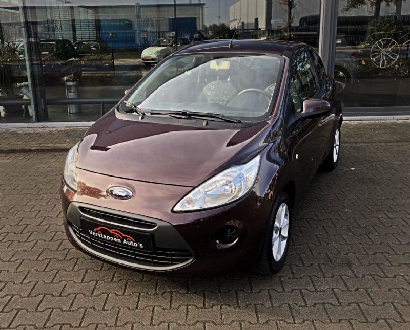 Ford Ka occasion - Verstappen Auto's