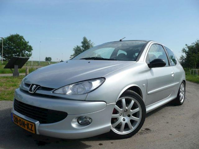 Peugeot 206 occasion - A. VERMEER