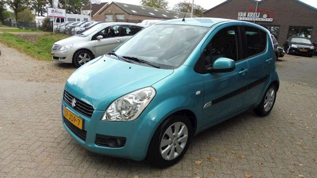 Suzuki Splash 1.0 Exclusive, Airco, Cv, El-ramen, Nap