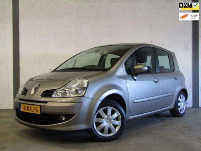 Renault Modus 1.2 TCE Night & Day Clima, Cruise, Dealer Onderhouden !!