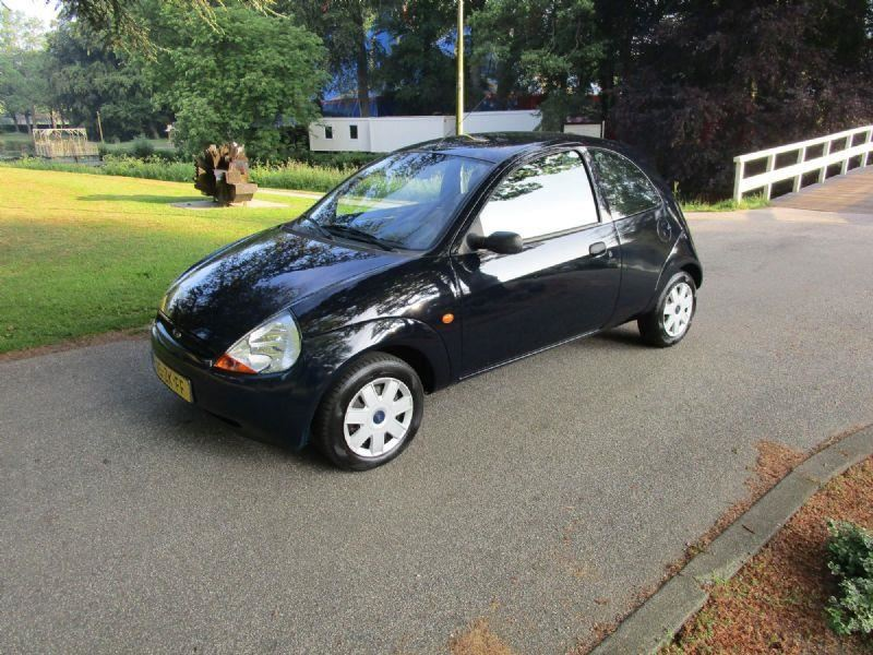 Ford Ka occasion - Auto Tewes