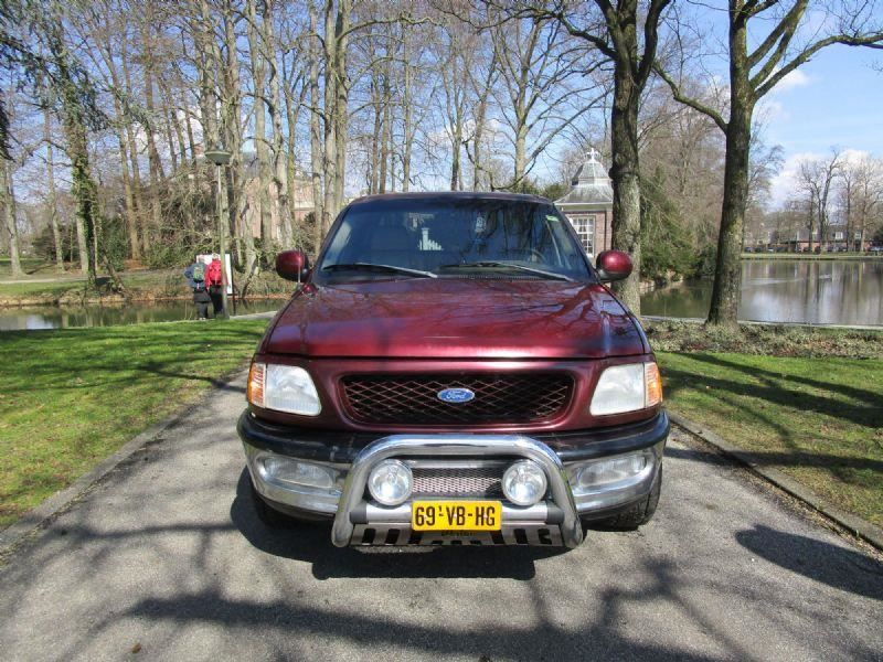 Ford USA F-150 occasion - Auto Tewes
