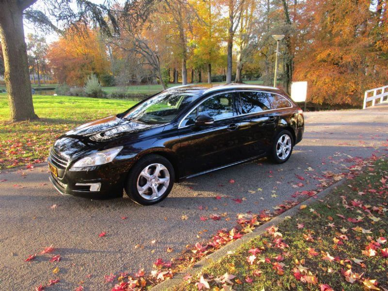 Peugeot 508 occasion - Auto Tewes