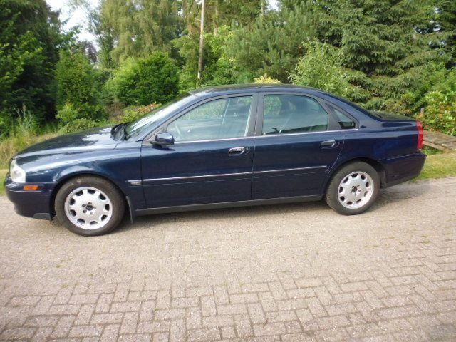 Volvo S80 D5 kinetic Young timer