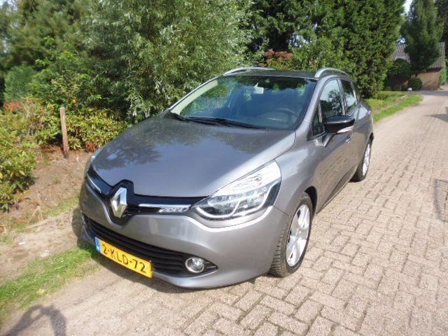 Renault Clio 0.9 tce Dynamique/navi/climate,cruise control/