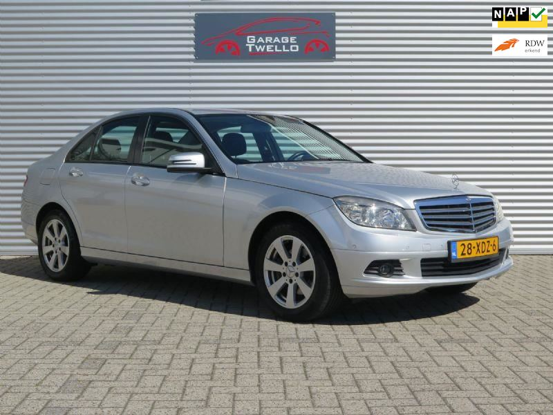 Mercedes-Benz C-klasse occasion - Garage Twello