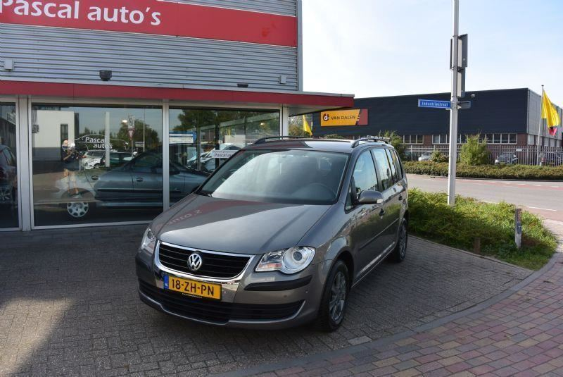 Volkswagen Touran occasion - Pascal Auto's