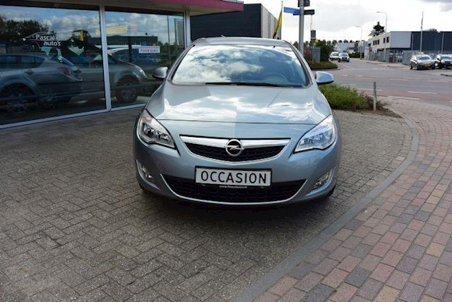 Opel Astra occasion - Pascal Auto's