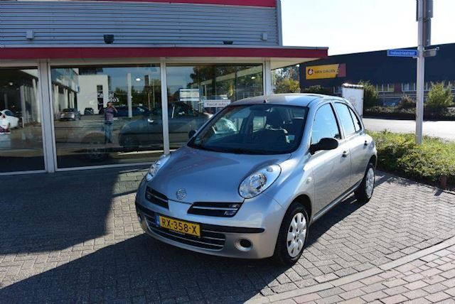 Nissan Micra occasion - Pascal Auto's