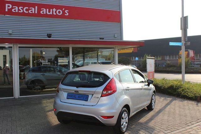 Ford Fiesta occasion - Pascal Auto's