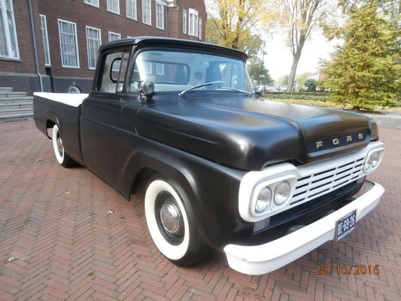 Ford USA F-100 occasion - C and D Auto's