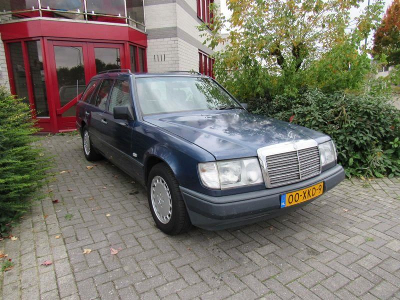 Mercedes Benz 230 Te W124 Automaat Airco Oldtimer 1986 Benzine