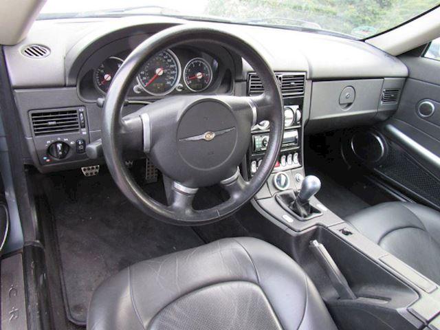 Chrysler Crossfire 3.2 V6 Leder/Clima/Cruise/19 inch bj2004