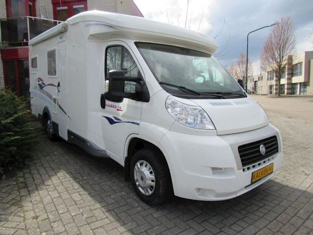 Chausson challenger Mageo dwarsbed Fiat130 PK 12v Airco 2008