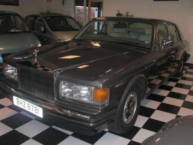 Rolls Royce Silver Spirit ll occasion - Wim Moonen auto's