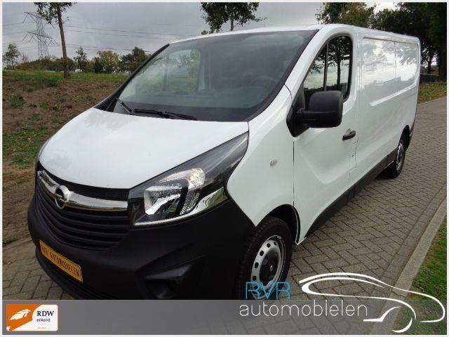 Opel Vivaro occasion - RVR Automobielen
