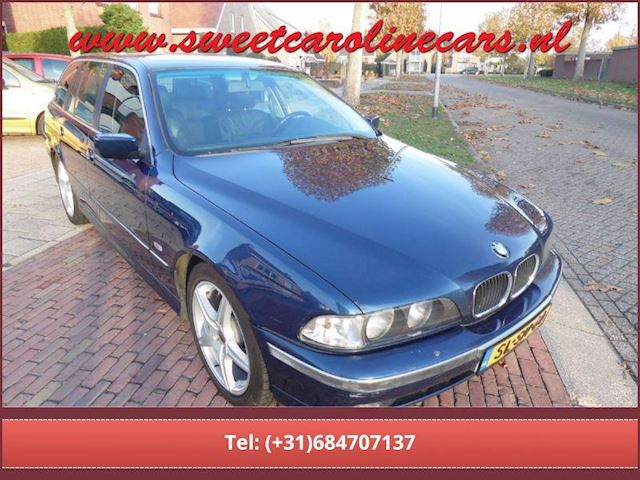 BMW 5-serie Touring occasion - Sweet Caroline Cars