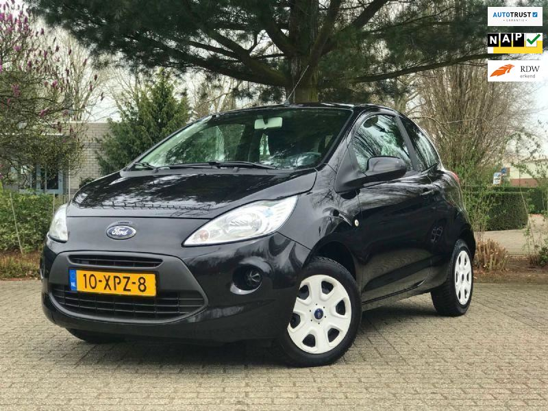 Ford Ka occasion - M.T.  Car's & Carcleaningcenter