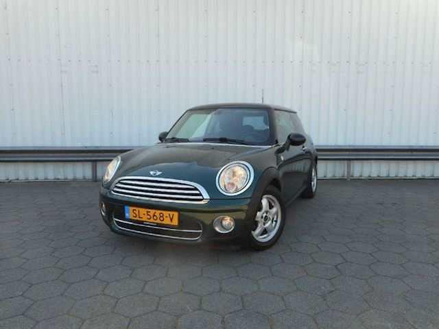 Mini Mini 1.6 D Cooper Pepper