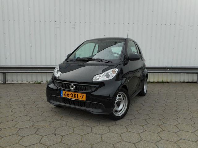 Smart Fortwo 1.0 MHD Edition Pure aut Airco Pano