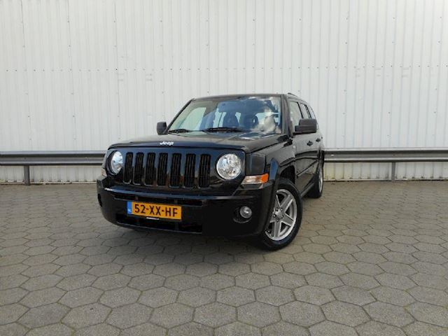 Jeep Patriot 2.4 Limited Org. NL/1e eig.