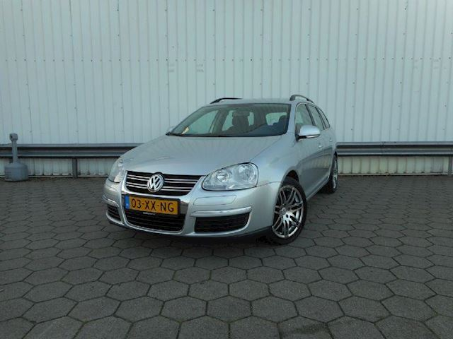Volkswagen Golf 1.4 TSI/Cruise/Clima/Navi/Top!