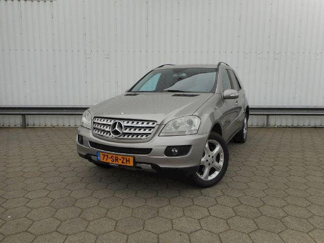 Mercedes-Benz M-klasse 320 CDI Aut ML320