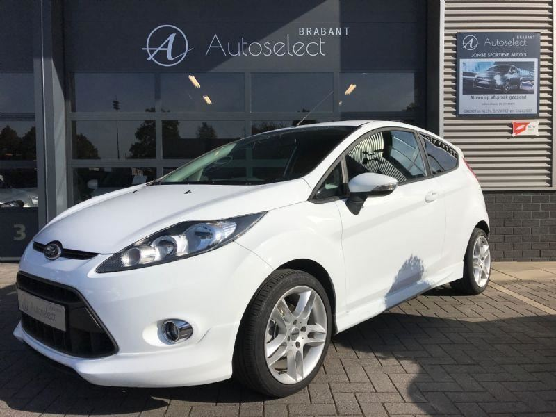 Ford Fiesta occasion - AutoSelect Brabant