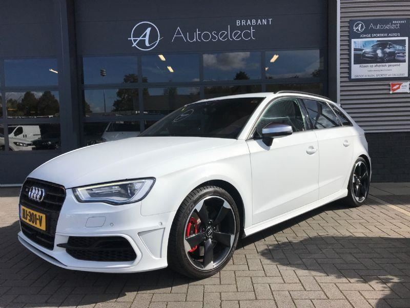 Audi S3 occasion - AutoSelect Brabant