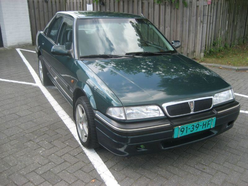Rover 400-serie occasion - Teunisse Auto's