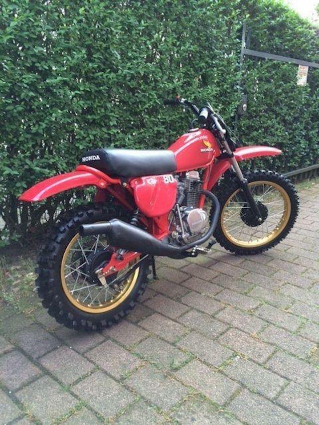 Honda XR 80 XR80