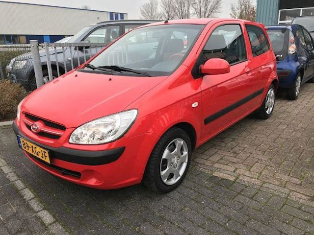 Hyundai Getz 1.1 active version young