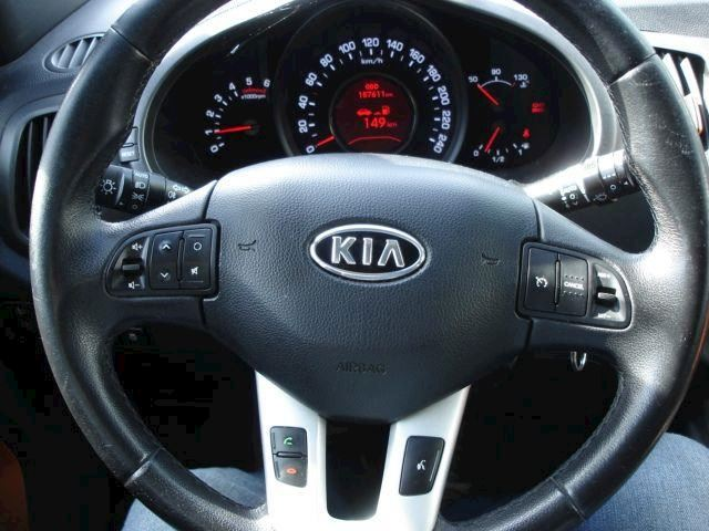 Kia Sportage 1.7 CRDI X-ecutive Plus Pack