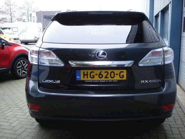 Lexus RX-serie RX 450h 4WD Luxury