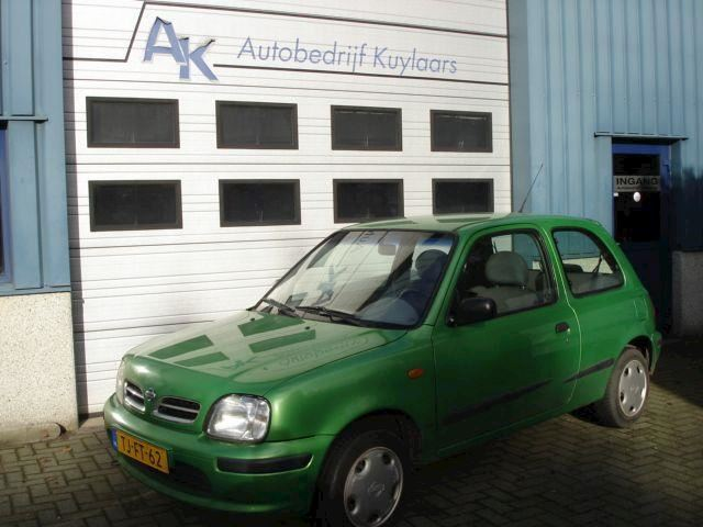 Nissan Micra 1.5 GLD