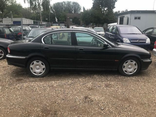Jaguar X-type occasion - Autohandel Barth