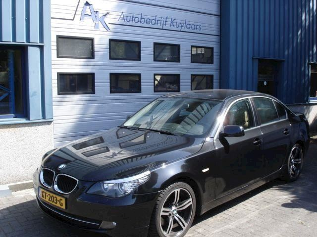 BMW 5-serie 520d Corporate Lease Business Line NIEUWE KETTING