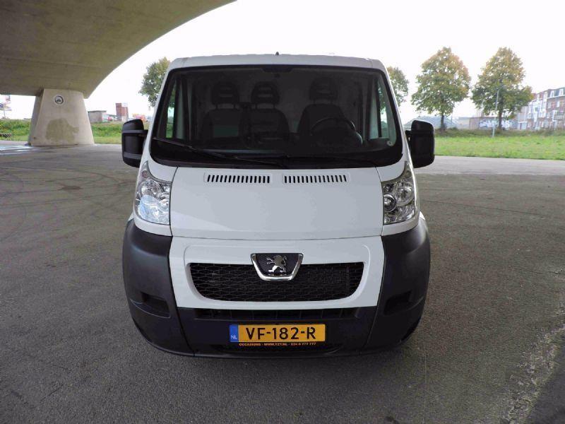 Peugeot Boxer occasion - TZT Nederland