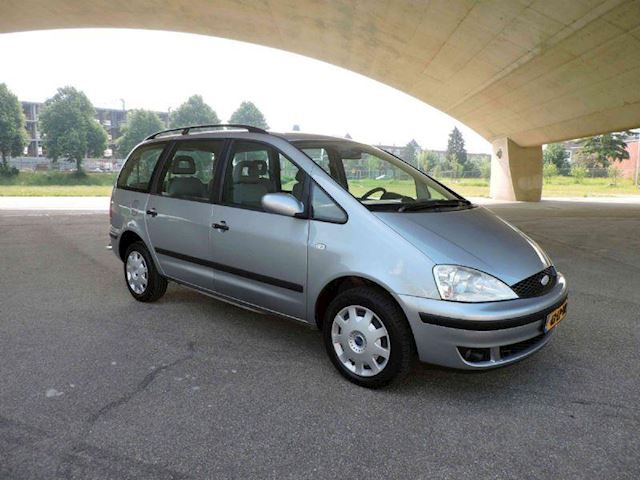 Ford Galaxy occasion - TZT Nederland