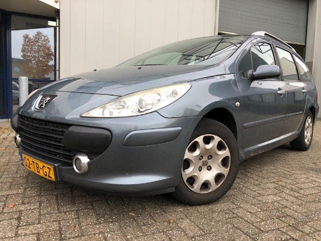 Peugeot 307 SW 1.6 HDiF Bj 2006 90 pk Clima Panorama