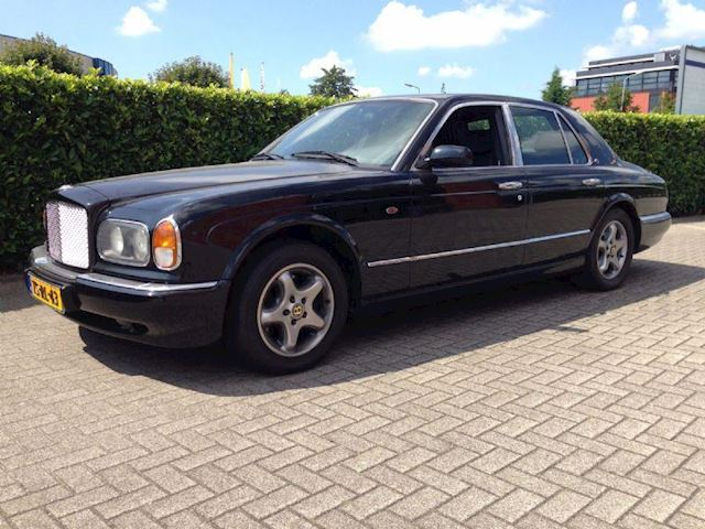 Bentley Arnage 4.4 t - Green Label BMW motor Youngtimer