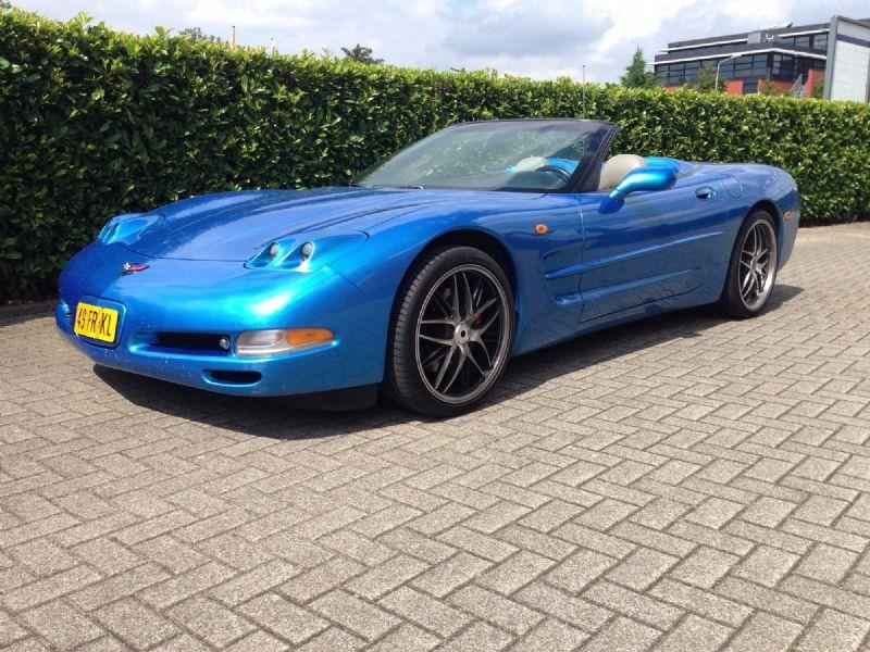 Chevrolet Corvette occasion - YoungTimersHolland