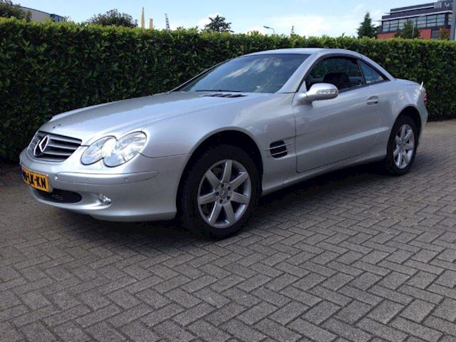 Mercedes-Benz SL-klasse 500SL - Nieuwstaat - Full option - 37000 km