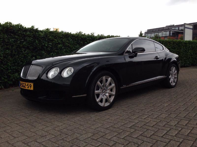 Bentley Continental occasion - YoungTimersHolland