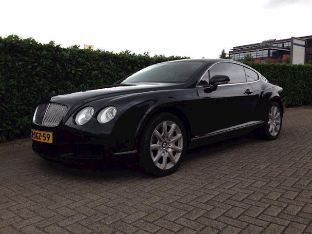 Bentley Continental GT 6.0 W12 Full Option incl BTW