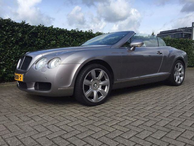 Bentley Continental GT 6.0 W12 GTC - 95000km
